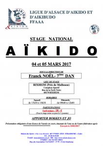 STAGE NATIONAL FRANCK NOËL A RIXHEIM @ Complexe sportif | Rixheim | Grand Est | France