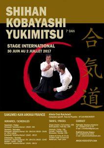 SHIHAN KOBAYASHI YUKIMITSU A REICHSTETT @ Complexe sportif, Reichstett   Reichstett   Grand Est   France