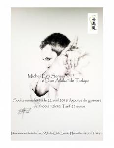 STAGE MICHEL ERB A SOULTZ-SOUS-FORETS @ Dojo Soultz-sous-Forets | Soultz-sous-Forêts | Grand Est | France