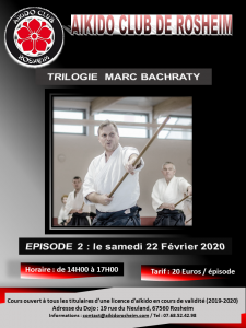 Episode 2 - Cours Marc Bachraty